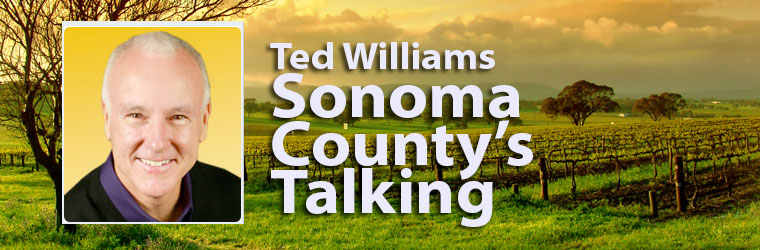 Sonoma County Talking with Ted Williams