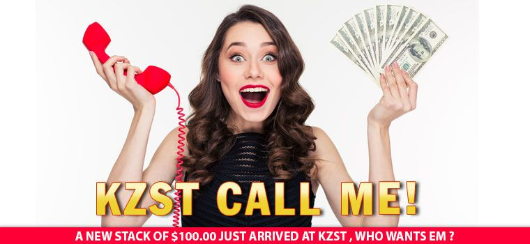 Say KZST & Win